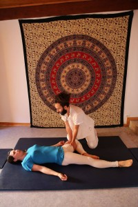 Thai yoga massage - Quentin Fichot